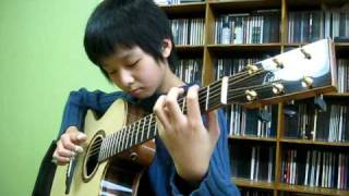 (Shawn Colvin) Sunny_Came_Home - Sungha Jung
