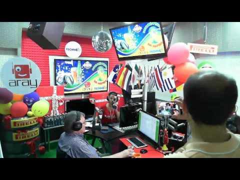 Radio Aurora 100.7 FM. Andreasyan