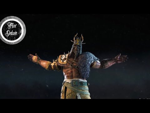 [For Honor] Flux Deluxe vs Lord_Dem - The Ranked #1 Raider on PC