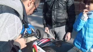 Rc modellismo caserta - macchina telecomandata impennata - rc cars buggy wheelie