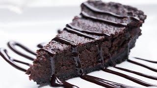 The Fudgiest Dairy-Free Brownie Pie