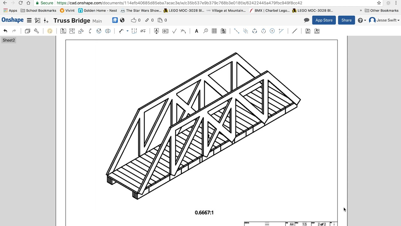 Truss Assembly Drawing Tutorial
