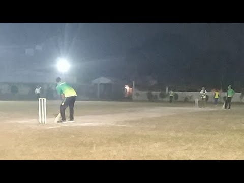 Hanskeda Night Cricket