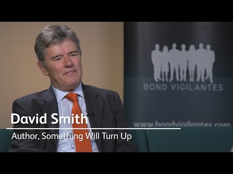 Something will turn up. Britain's economy, past, present and future: an interview with David Smith