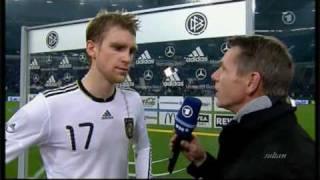 Deutschland vs Elfenbeinküste 2:2 (Das Robert Enke†32 Spiel)