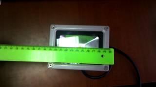 светодиодный прожектор 10w-450р(светодиодный прожектор 10w-450р. ООО
