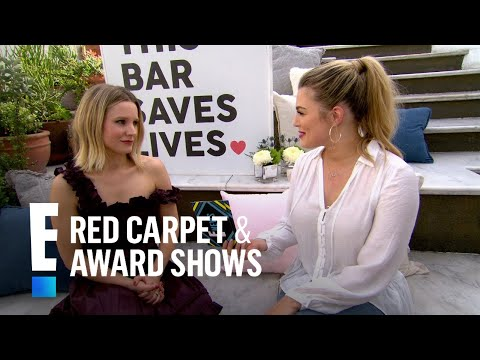 Kristen Bell Would Get Dax Shepard's Mom in the Divorce | E! Live from the Red Carpet