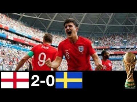 Download Sweden vs England 0-2 -Résumé All Goals & Extended Highlights -02/07/2018 HD World Cup