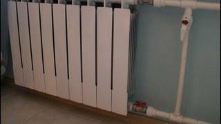 видео Строительство системы отопления загородного дома