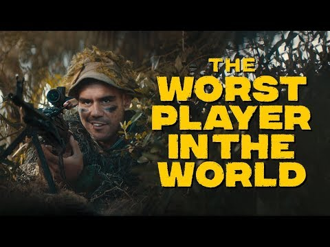 PUBG - The Worst Player in the World | Smells Like Chicken