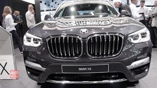 2019 BMW X3 20d - Exterior And Interior Walkaround - 2018 Paris Motor Show