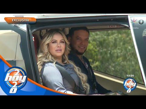 ¡Chiquis Rivera confirma separación de Lorenzo Méndez y aclara si fue por una infidelidad! | Hoy