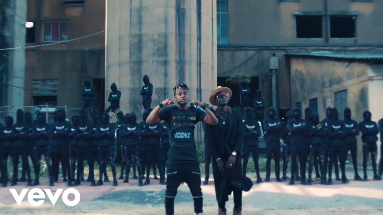 Ola Dips - Half Human Half Rap ft. Akeem Adisa