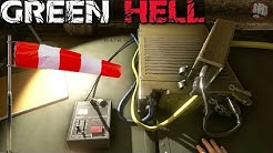 Airfield Radio! | Green Hell Gameplay | Story Mode | EP8