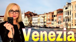 Венеция туристическая. Жизнь бурлит днем и ночью! Italy-Venezia Vlog 5.