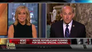 Gohmert on Call For Second Special Counsel re: Mueller Probe