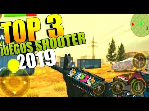 Nuevos Juegos Shooter 2019 Para Android Con Pocos Requisitos