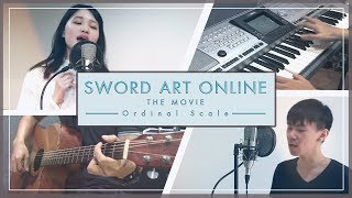 LiSA - Catch The Moment (Acoustic Cover) | Sword Art Online: Ordinal Scale