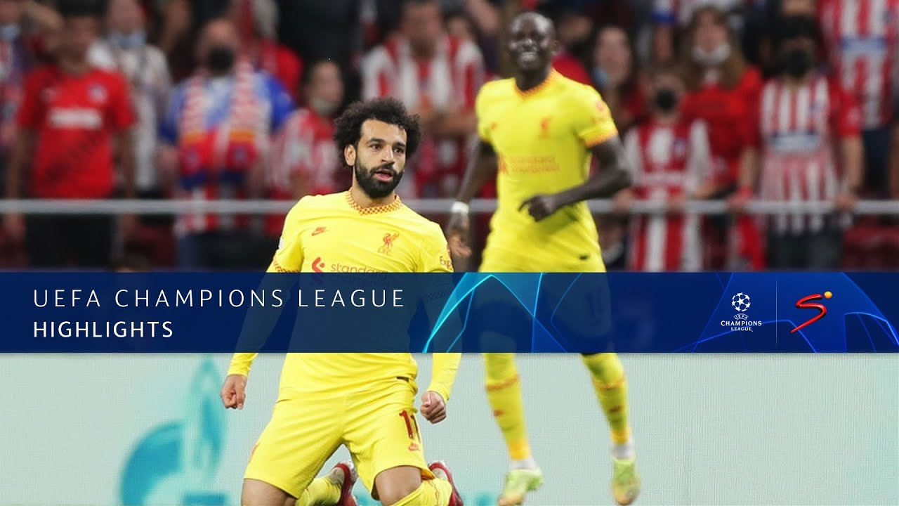 Download UEFA Champions League | Group B | Atletico Madrid v Liverpool FC | Highlights