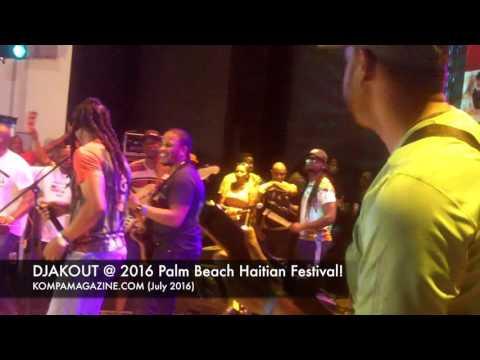 2016 HAITIAN PALM BEACH FESTIVAL - DJAKOUT #1!