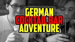 German Cocktail Bar Adventure | Germanizing Retro Vlogs | 04