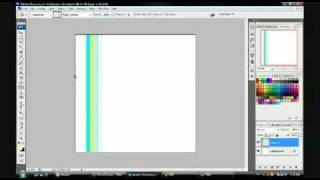 How to make a wavy/curvy line in photoshop