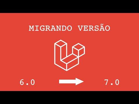 Vídeo no Youtube: Laravel API REST - Migrando do 6 para 7 #laravel #php