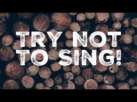 Try Not To Sing Along Challenge (Clean)