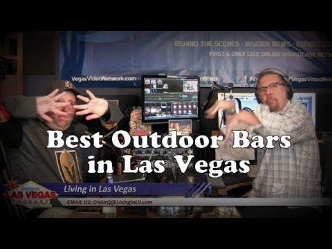 Best Outdoor Bars in Las Vegas - LiLV #326
