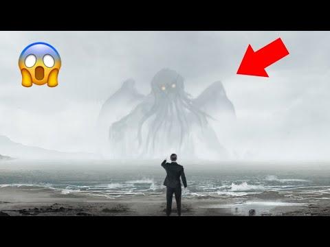 8 unerklärliche Erscheinungen im Ozean die auf Kamera festgehalten wurden