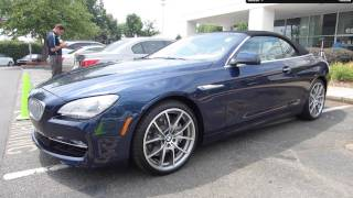 BMW 650i Convertible 2012 Videos