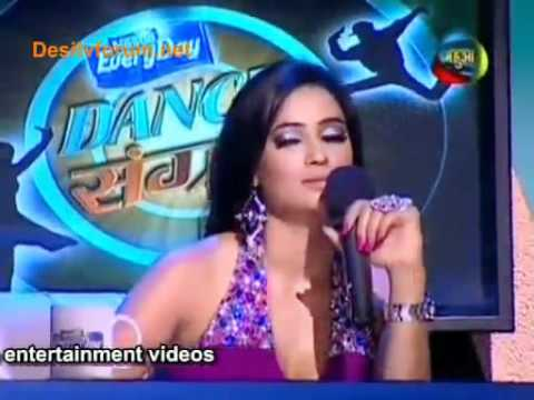 Argument between Shweta tiwari nd Saroj khan in dance sangram Fulll part