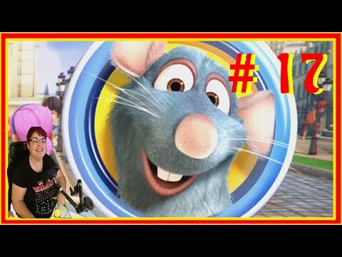 Rush A Disney Pixar Adventure 17 Stop The Chef Finding The Tokens