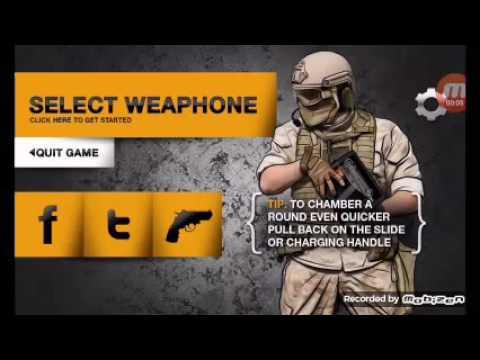 Обзор игры симулятор оружия