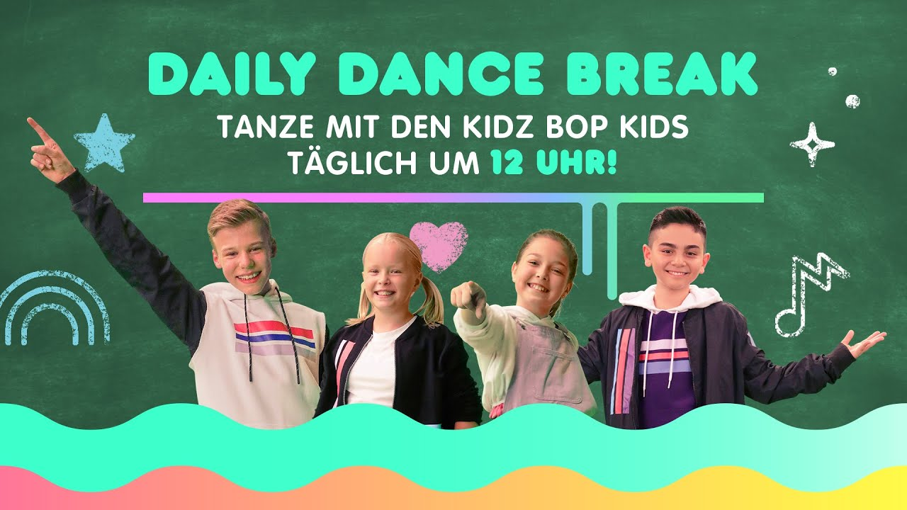 🔴 Daily Dance Break [Freitag, 13. November]