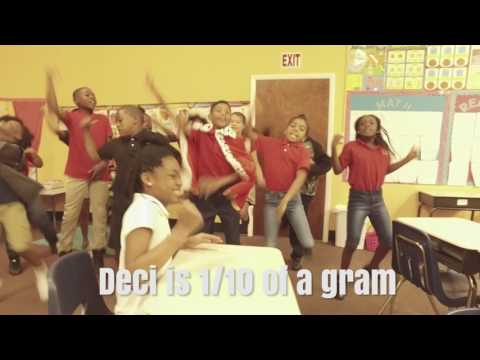 King Hip Dances By Doing Cool Moves- Metric Prefix Song by Mrs. Ebri