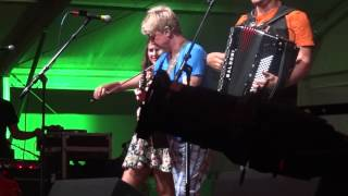 Gaelic Storm- Green Eyes, Red Hair, Long Legs 2013 DIF Saturday