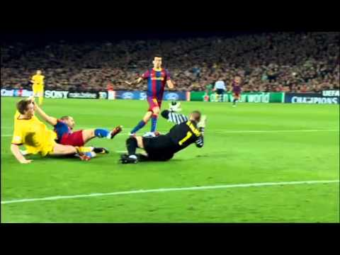 Mascherano's tackle on Bendtner plus Pep Guardiola and Arsene Wenger reaction