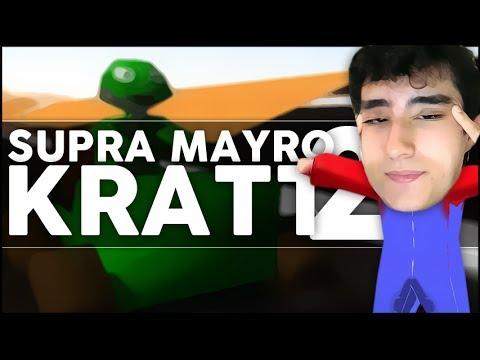 AGORA É DRIFT! AEAEA! /o/ - Supra Mayro Kratt 2