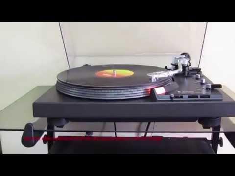 equipo de sonido sansui AU 317 y TU 217 y Plato (tocadisco) Technics SL-1900