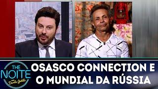 Osasco Connection 2018: Away, Gaga de Ilhéus e Z-Maguinho - Ep. 3   The Noite (14/06/18)