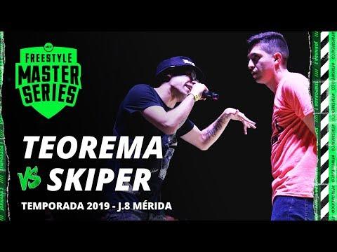 SKIPER Vs TEOREMA FMS MÉXICO JORNADA 8 OFICIAL - Temporada 2019