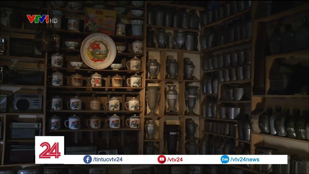 Bảo tàng kỷ vật chiến tranh – Tin Tức VTV24