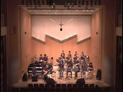 2012 Sumida 1 (Manteca.Doxy.Laula.Giant Steps1) / Jazz Friends Big Band