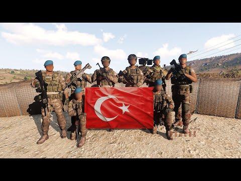 ARMA 3: Turkey's military operation in Syria