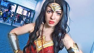 Best Cosplay of San Diego Comic-Con 2017 - Marvel, DC, Disney, Star Wars, & More