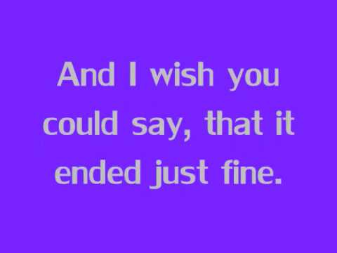 Happily Ever After- He is We w/ Lyrics