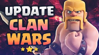 Aggiornamento CLASH OF CLANS CLAN WARS! FINALMENTE! Clash of Clans
