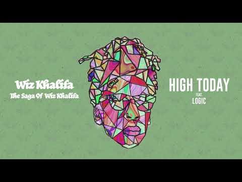 Wiz Khalifa - High Today Feat. Logic [Official Audio]