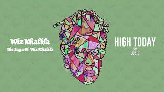 Watch Wiz Khalifa High Today feat Logic video
